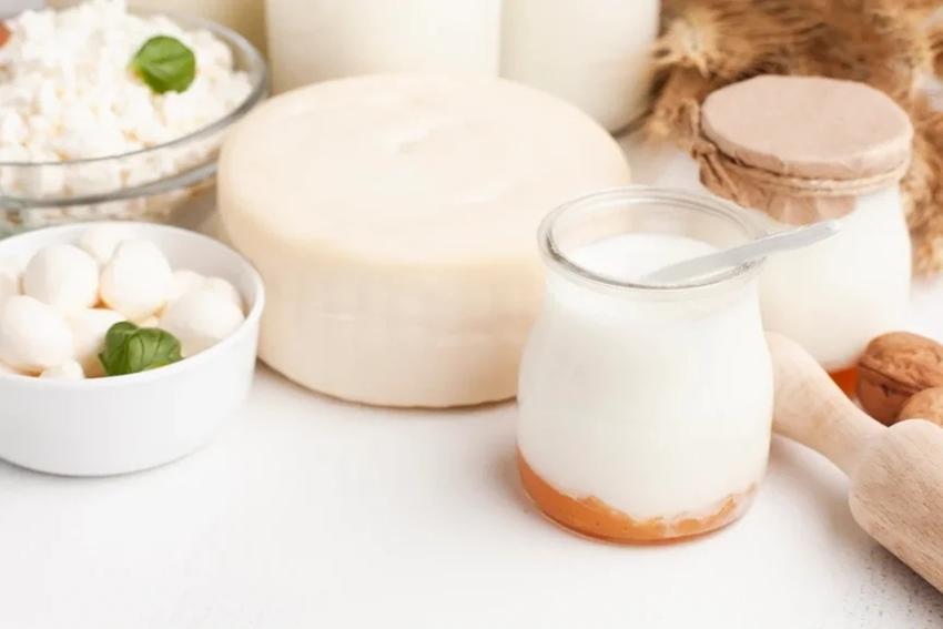 Творог и другая молочная продукция