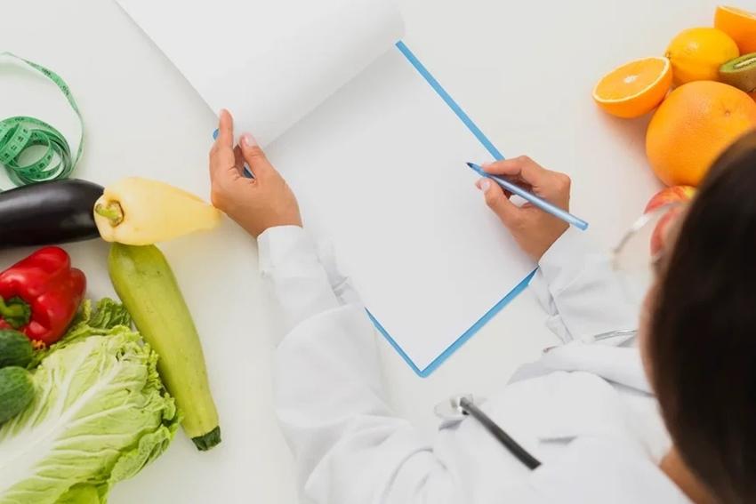 Диагностика дефицита фолиевой кислоты